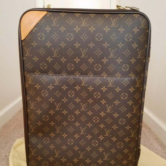 65bf49023605 Louis Vuitton Handbags - Louis Vuitton Pegase Legere 55